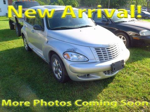 Bright Silver Metallic 2003 Chrysler PT Cruiser Limited