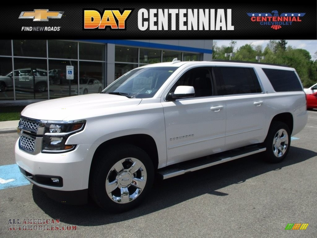 2017 chevrolet suburban lt 4wd in iridescent pearl tricoat 304752 all american automobiles. Black Bedroom Furniture Sets. Home Design Ideas