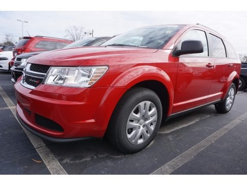 Redline 2K 2017 Dodge Journey SE