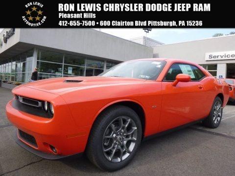 Go Mango 2017 Dodge Challenger GT AWD