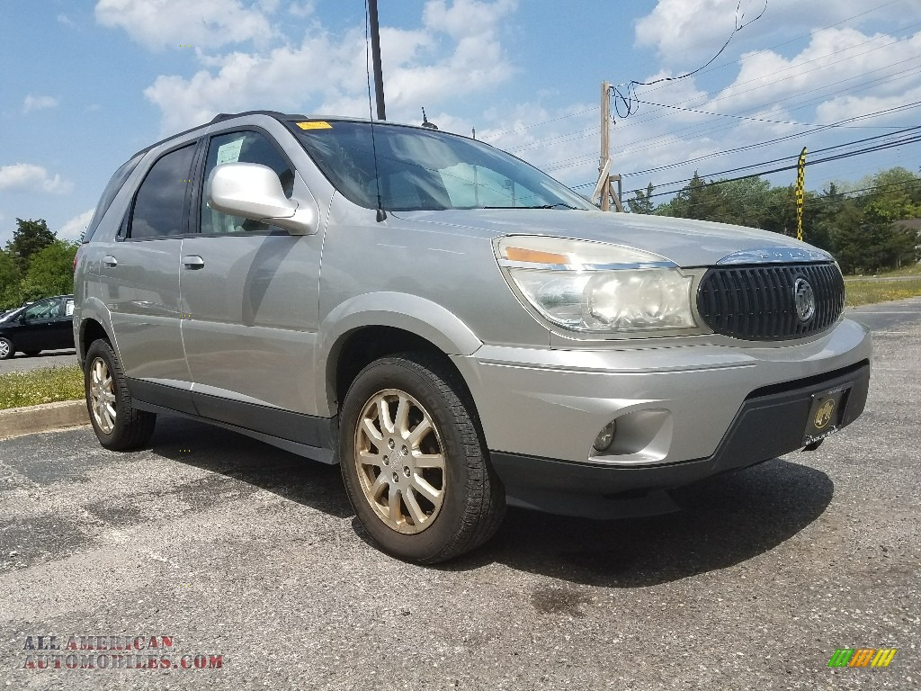 2007 buick rendezvous cx in platinum metallic 537664 all american automobiles buy american. Black Bedroom Furniture Sets. Home Design Ideas