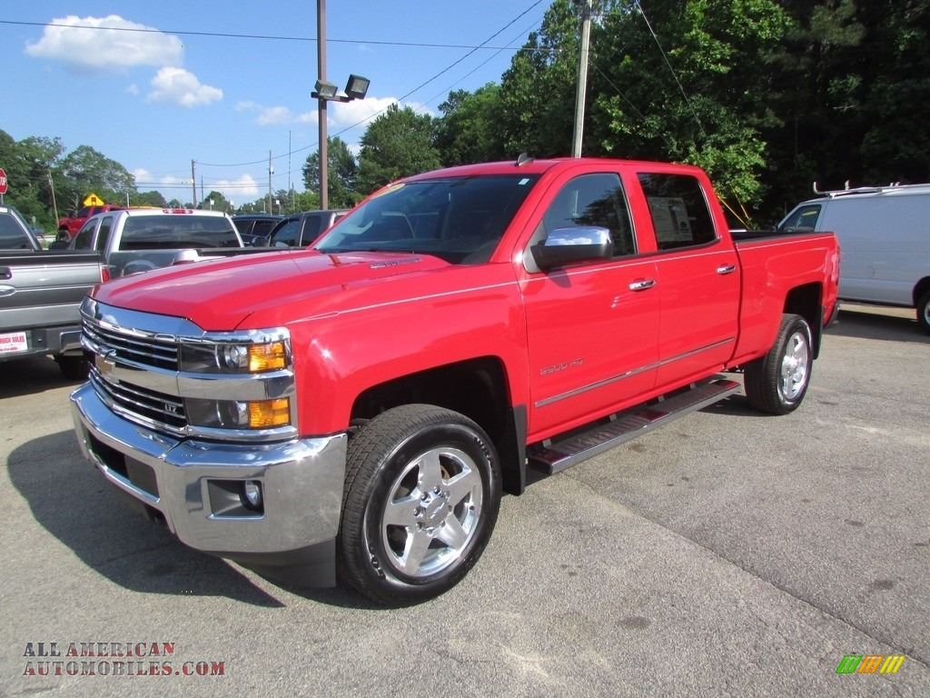 2015 chevrolet silverado 2500hd ltz crew cab 4x4 in deep ruby metallic for sale 110076 all. Black Bedroom Furniture Sets. Home Design Ideas