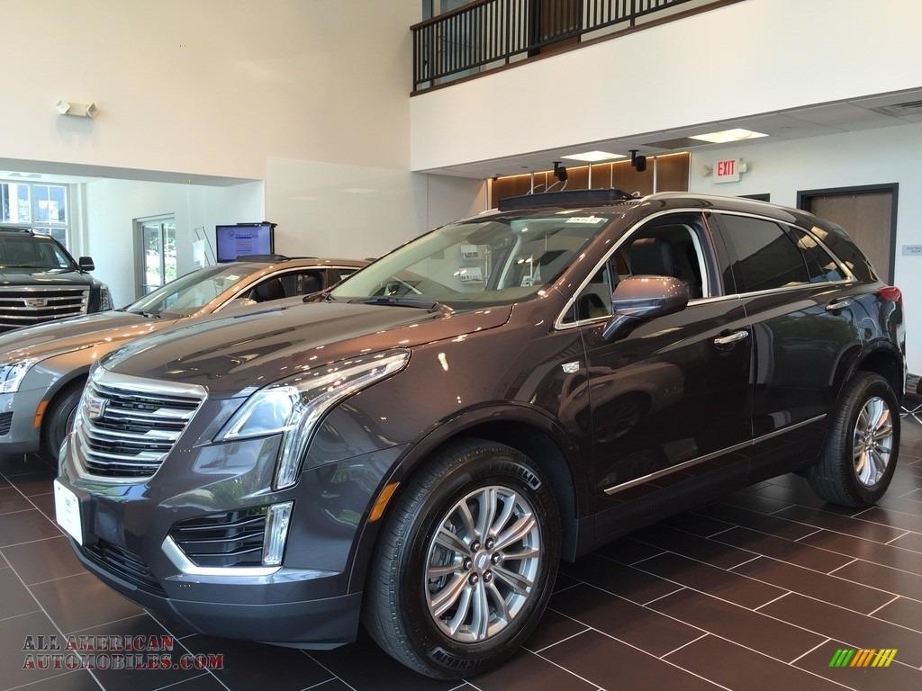 2017 cadillac xt5 luxury awd in dark granite metallic 274785 all american automobiles buy. Black Bedroom Furniture Sets. Home Design Ideas