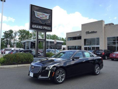 Black Raven 2017 Cadillac CTS Luxury AWD