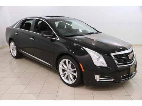 Stellar Black Metallic 2017 Cadillac XTS Premium Luxury AWD