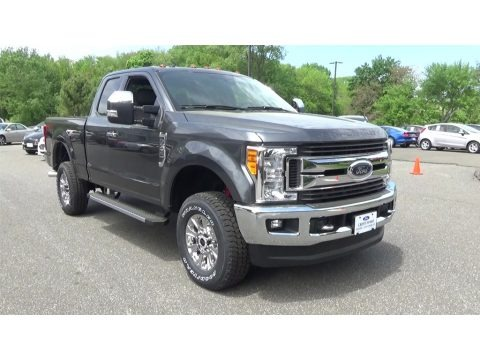 Magnetic 2017 Ford F350 Super Duty XLT SuperCab 4x4