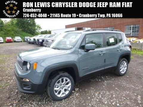 Anvil 2017 Jeep Renegade Latitude 4x4
