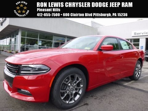 TorRed 2017 Dodge Charger SXT AWD
