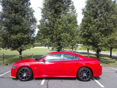 TorRed 2017 Dodge Charger R/T Scat Pack