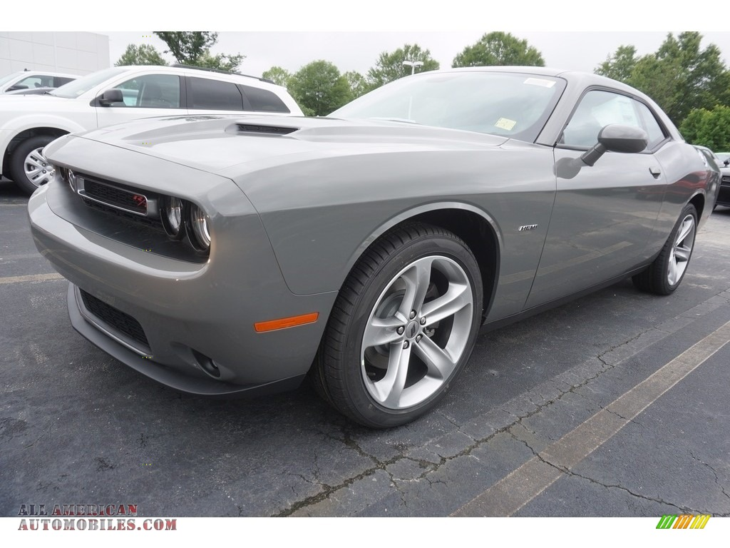 Ron Lewis Cranberry >> 2017 Dodge Challenger R/T in Destroyer Grey - 624515 | All American Automobiles - Buy American ...