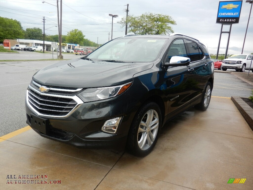 2018 chevrolet equinox premier in nightfall gray metallic 116375 all american automobiles. Black Bedroom Furniture Sets. Home Design Ideas