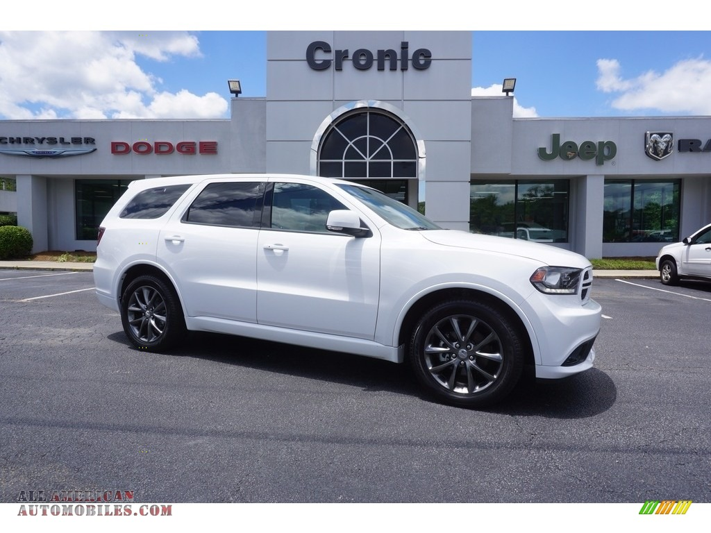 2017 dodge durango gt in white knuckle 643119 all american automobiles buy american cars. Black Bedroom Furniture Sets. Home Design Ideas