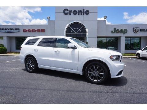 White Knuckle 2017 Dodge Durango GT
