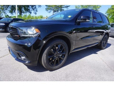 DB Black Crystal 2017 Dodge Durango R/T