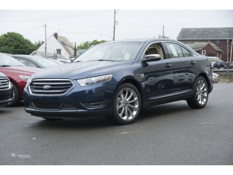 Blue Jeans 2017 Ford Taurus Limited AWD
