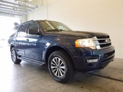 Blue Jeans 2017 Ford Expedition XLT 4x4