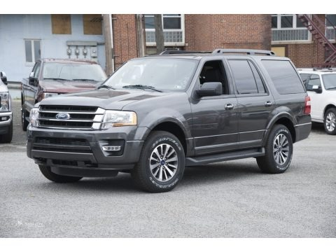 Magnetic 2017 Ford Expedition XLT 4x4