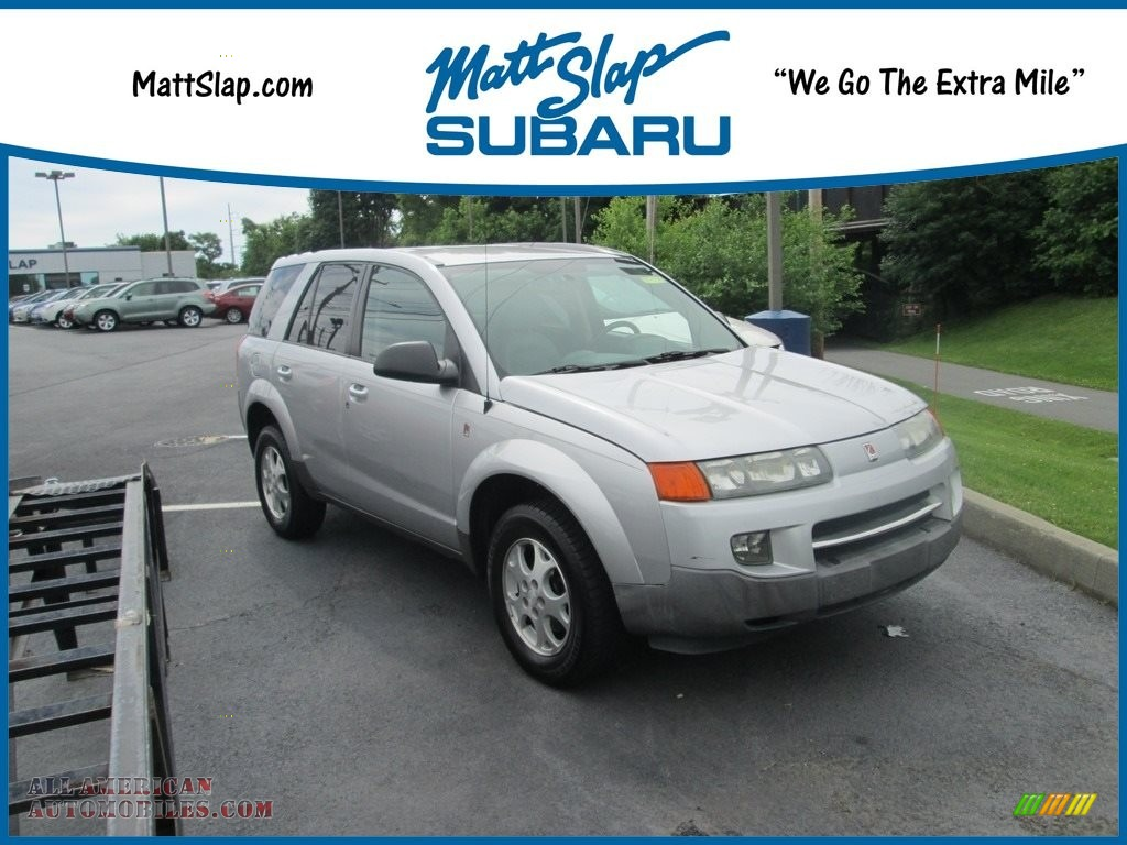 2004 VUE V6 - Silver Nickel / Gray photo #1