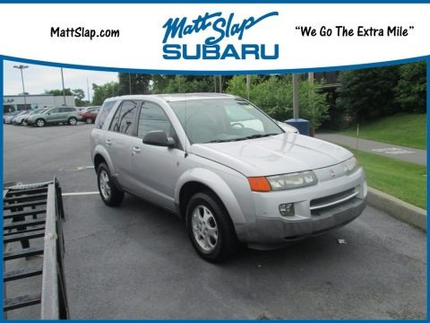 Silver Nickel 2004 Saturn VUE V6