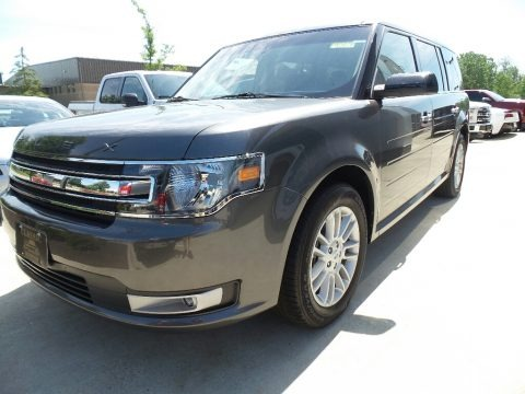 Magnetic 2017 Ford Flex SEL AWD