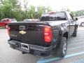 Chevrolet Colorado Z71 Extended Cab 4x4 Black photo #6