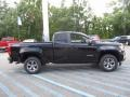 Chevrolet Colorado Z71 Extended Cab 4x4 Black photo #7