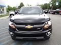 Chevrolet Colorado Z71 Extended Cab 4x4 Black photo #9