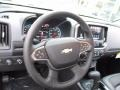 Chevrolet Colorado Z71 Extended Cab 4x4 Black photo #14