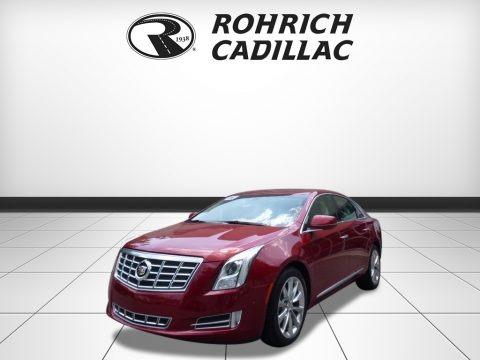 Crystal Red Tincoat 2014 Cadillac XTS Luxury FWD
