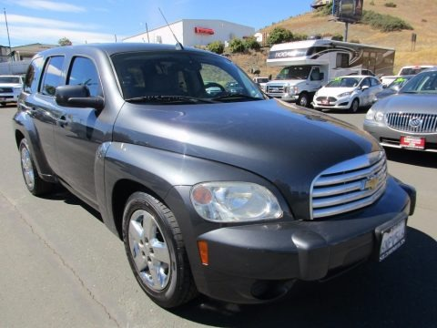 Cyber Gray Metallic 2011 Chevrolet HHR LT