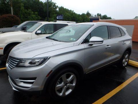 Ingot Silver 2017 Lincoln MKC Premier