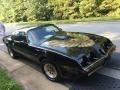 Pontiac Firebird Trans Am Black photo #1