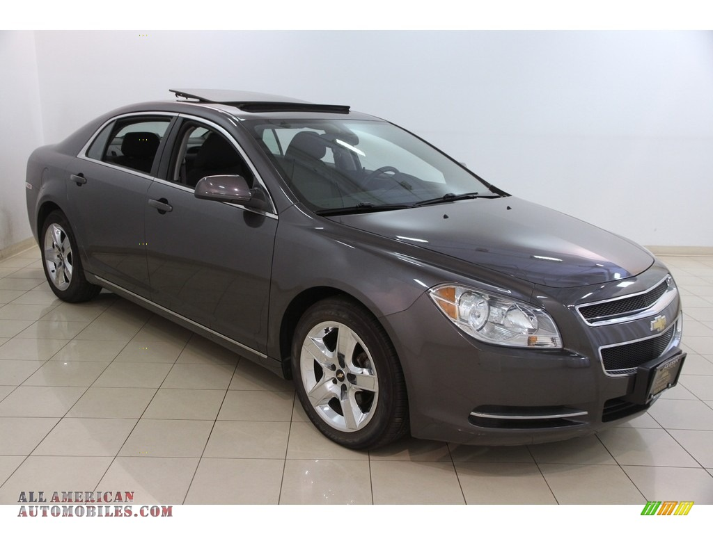 2010 chevrolet malibu lt sedan in taupe gray metallic 158335 all american automobiles buy. Black Bedroom Furniture Sets. Home Design Ideas