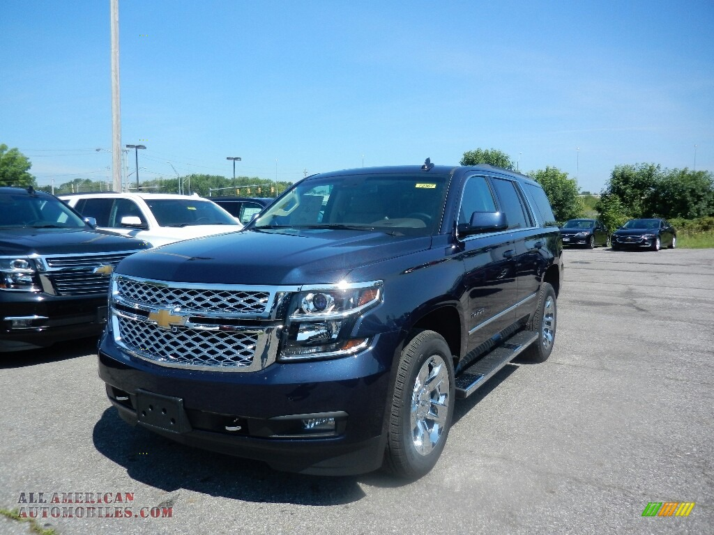 2017 chevrolet tahoe lt 4wd in blue velvet metallic 280153 all american automobiles buy. Black Bedroom Furniture Sets. Home Design Ideas
