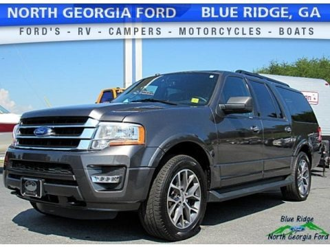 Magnetic 2017 Ford Expedition EL XLT 4x4