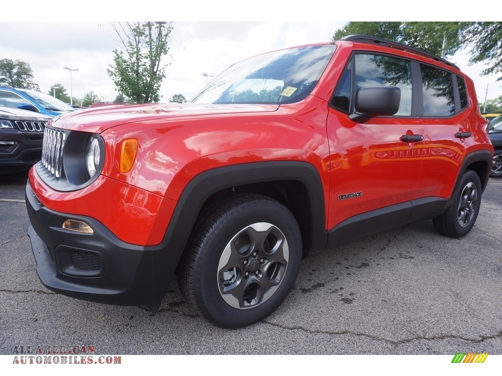 2017 jeep renegade sport in colorado red f61360 all american automobiles buy american cars. Black Bedroom Furniture Sets. Home Design Ideas