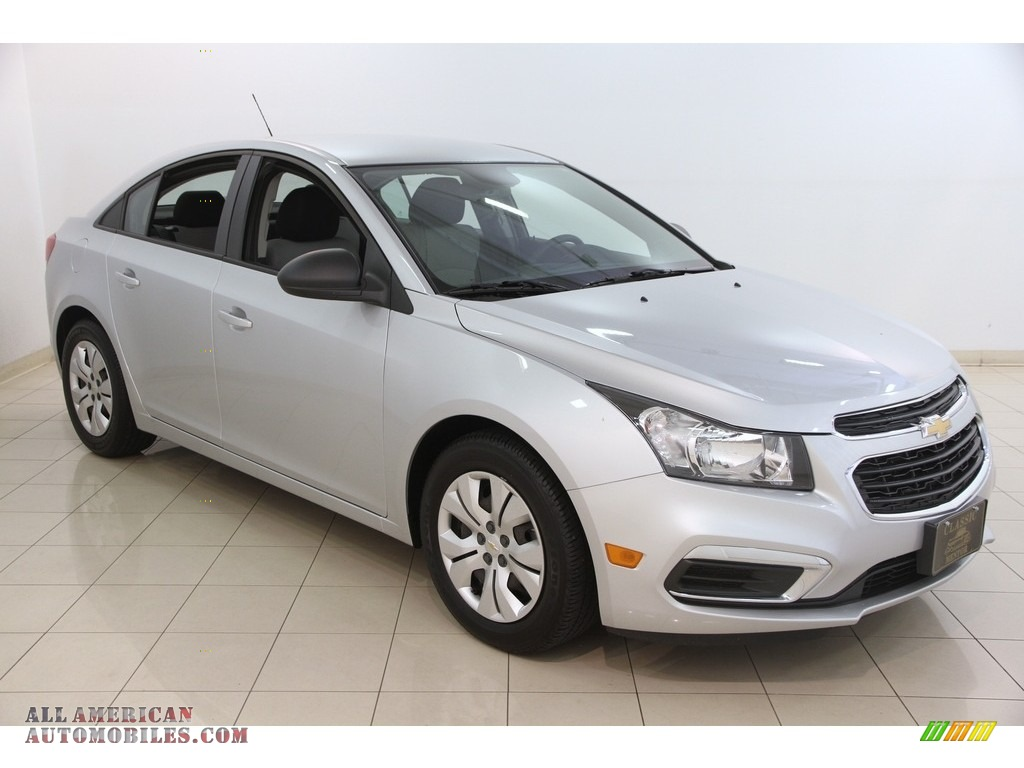 2015 chevrolet cruze ls in silver ice metallic 269818. Black Bedroom Furniture Sets. Home Design Ideas