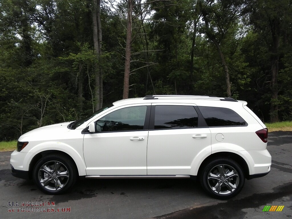 2017 dodge journey crossroad plus in vice white 671588 for Steve white motors inc