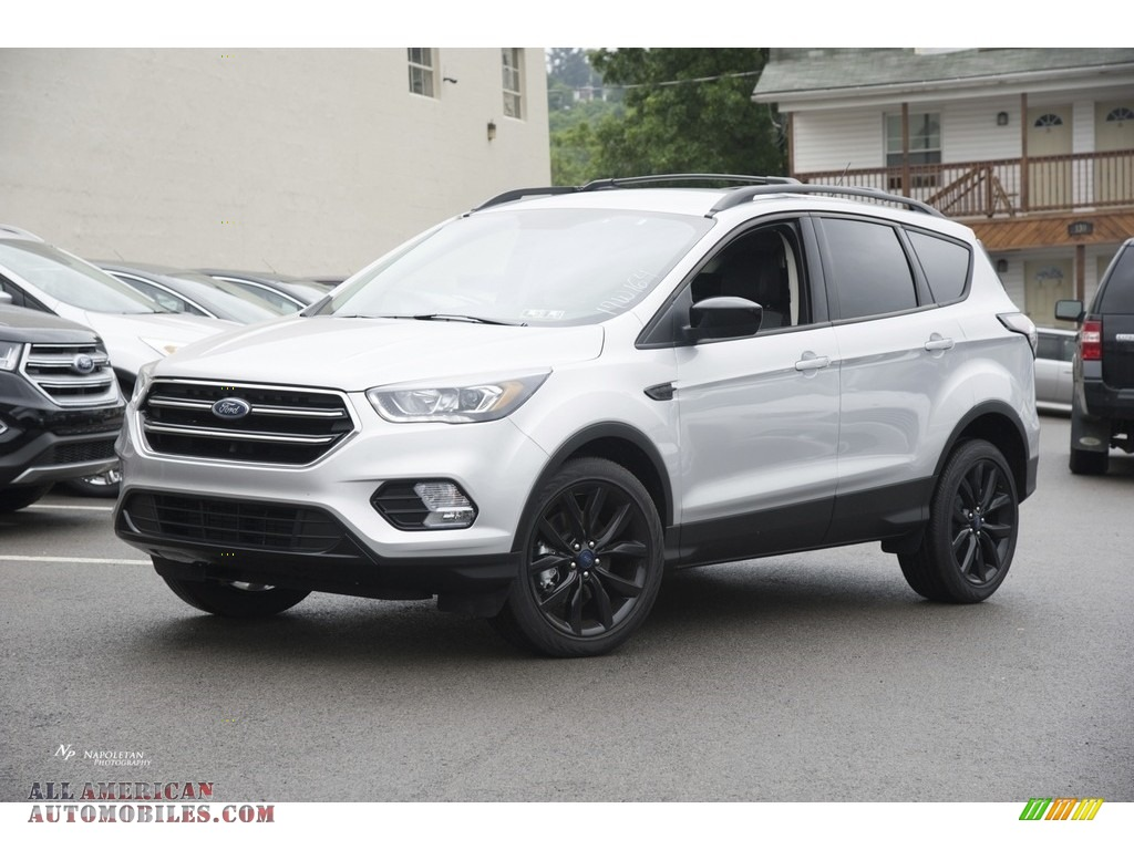 2017 ford escape se 4wd in ingot silver d37191 all american automobiles buy american cars. Black Bedroom Furniture Sets. Home Design Ideas