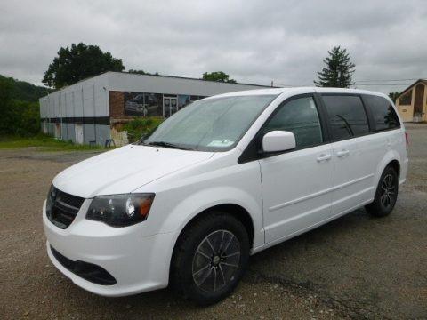 White Knuckle 2017 Dodge Grand Caravan SE