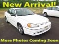 Pontiac Grand Am GT Sedan Summit White photo #1