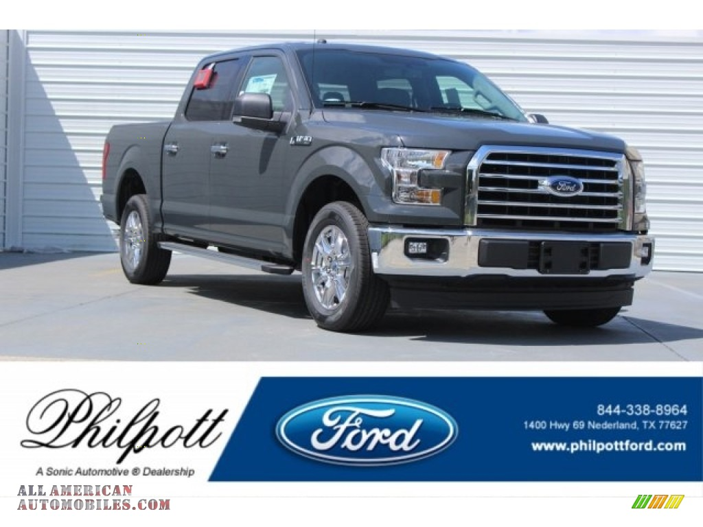 2017 ford f150 xlt supercrew in lithium gray d93412 all american automobiles buy american. Black Bedroom Furniture Sets. Home Design Ideas