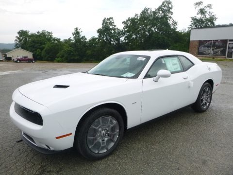White Knuckle 2017 Dodge Challenger GT AWD