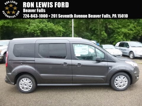 Magnetic 2017 Ford Transit Connect XLT Wagon