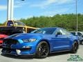 Ford Mustang Shelby GT350 Coupe Lightning Blue photo #1
