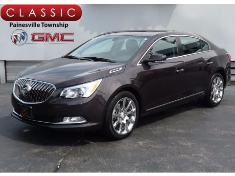 Midnight Amethyst Metallic 2014 Buick LaCrosse Leather