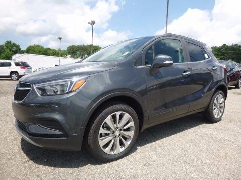 Graphite Gray Metallic 2017 Buick Encore Preferred AWD