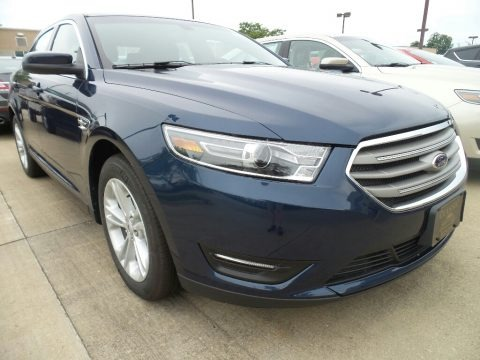 Blue Jeans 2017 Ford Taurus SEL