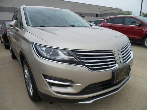 White Gold 2017 Lincoln MKC Select