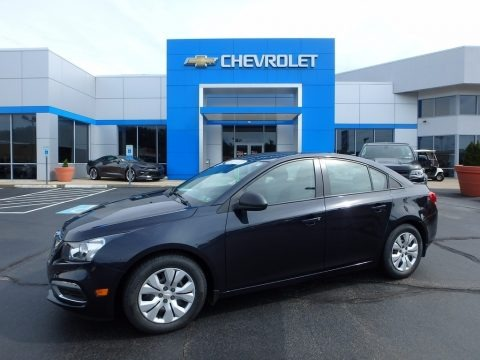 Blue Ray Metallic 2016 Chevrolet Cruze Limited LS